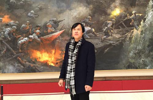 【收藏指南】中国油画大师徐忠迪特别报道